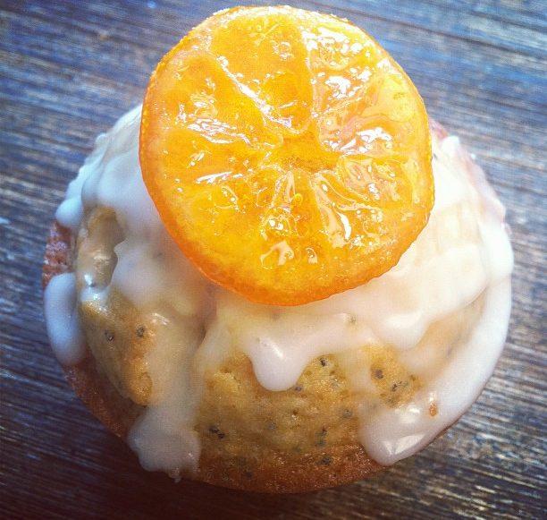 Make It! Meyer Lemon Poppy Seed Muffins