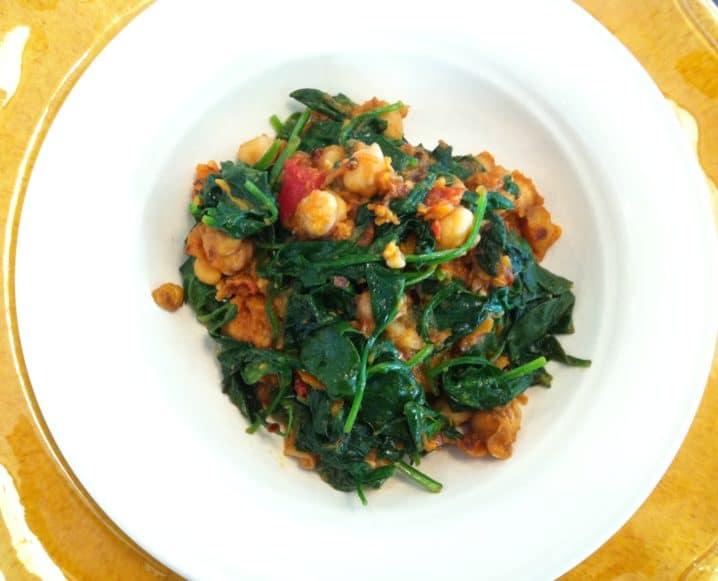 Hearty And Healthy: Vegetarian Chana Masala