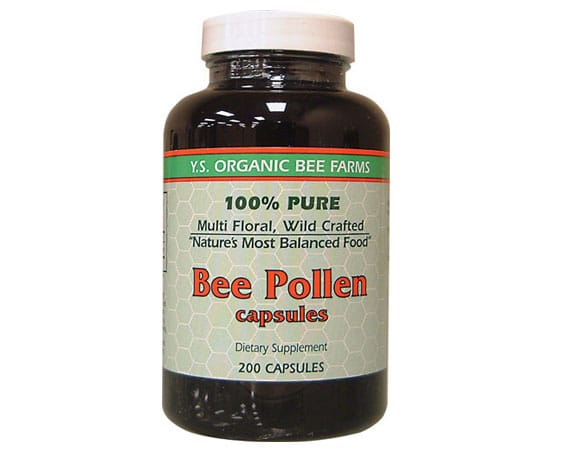 All About Bee Pollen