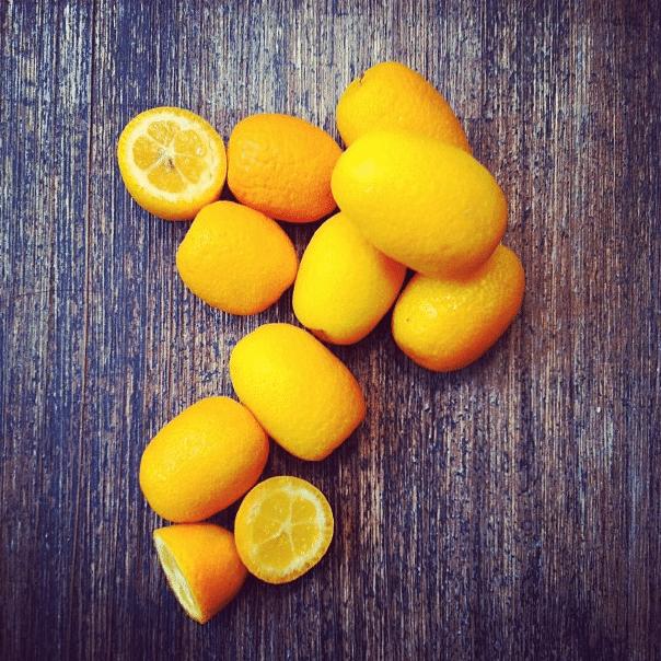 Make It! Kumquat Vinaigrette