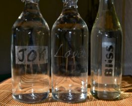Message in a Bottle: The Power Of Intention
