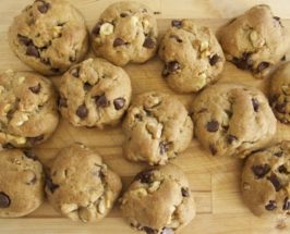 The Ultimate Cookies and Milk (Minus The Gluten!)