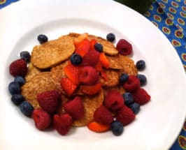 The Tastiest Gluten-Free, Vegan Pancakes Ever