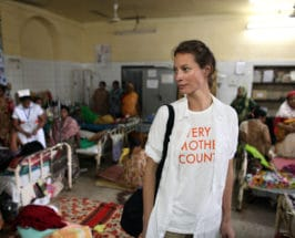 Exclusive Interview: Christy Turlington Burns On Making Every Mother Count