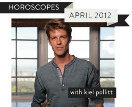 TCM Horoscopes: April 2012