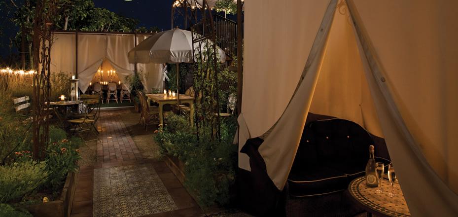 Certified-Green Luxury: Petit Ermitage