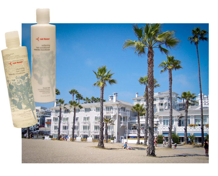 Organic Luxury At Shutters On The Beach