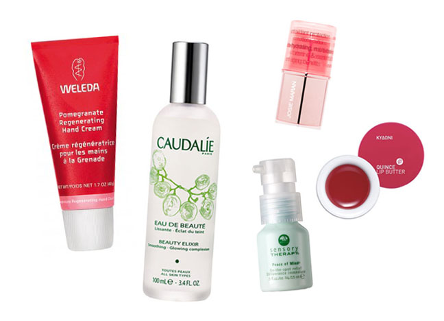 Beauty Essentials To Stash In Your Desk