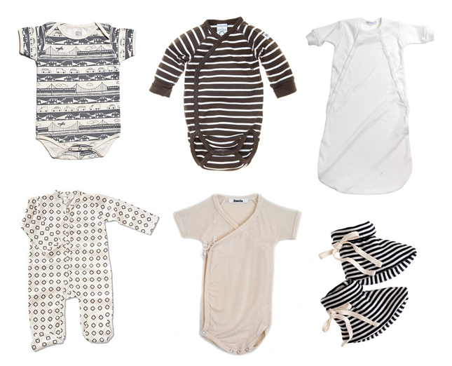 Eco-Friendly Baby Clothes You'll Love