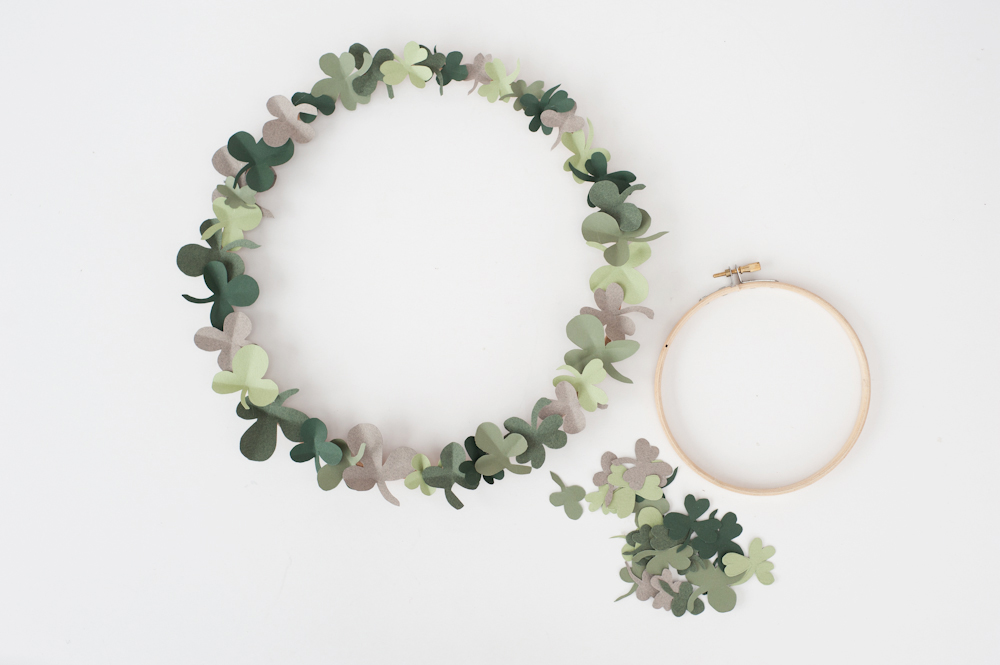 Lucky Shamrock Wreathes: The Perfect St. Patrick's Day DIY