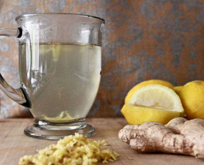 lemon water natural remedies for cold and flu