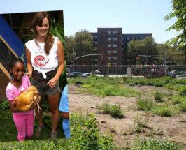 Student Farm Project: A Garden For Brooklyn