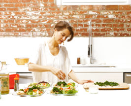 In the Kitchen with Elena Brower