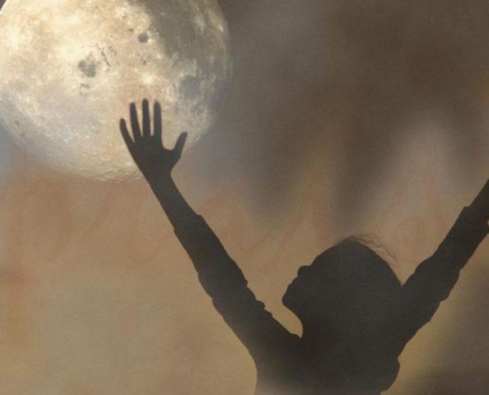 From A Friend: Full Moon Goddess