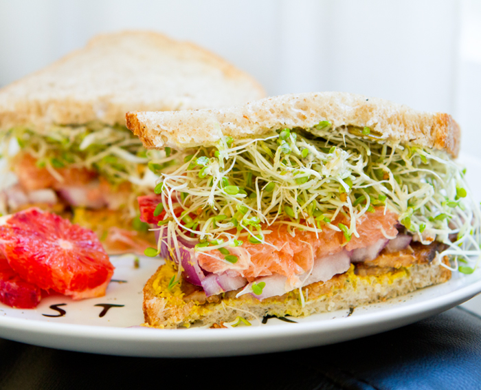 How to Use Citrus on a Sandwich