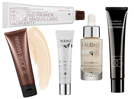 Skin Is In: 5 Summer-Weight Foundations and Primers