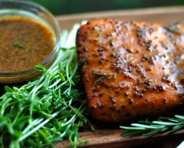 The Switch: Farmed Atlantic To Wild Pacific Salmon