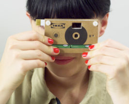 Would You Or Wouldn't You: IKEA's Cardboard Camera