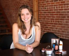 Josie Maran on Bringing Balance To Cravings