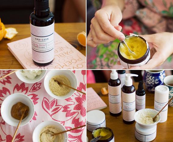 One Love Organics: Multi-purpose Balms For Mom and Baby