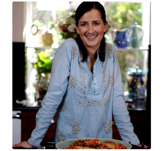 Greening The Home With Anna Getty: In The Kitchen