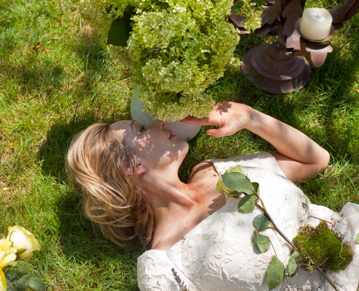 Farmers' Market Beauty: Strawberry Mint Honey Mask