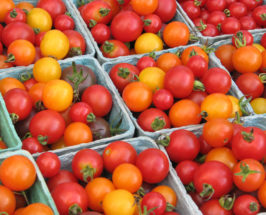 Savor The Simple: Oven-Roasted Tomatoes