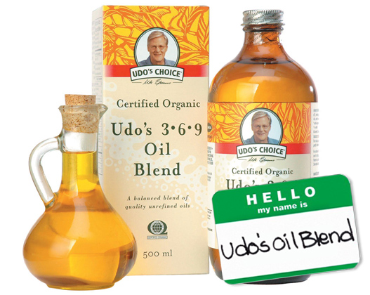 Superfood Spotlight: Udo's Choice Oil Blend
