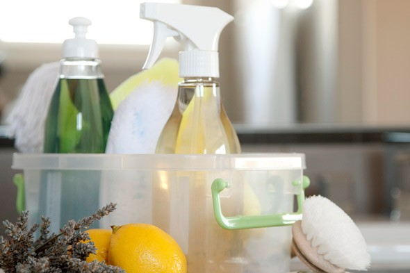 Reader Roundup: Green Cleaning