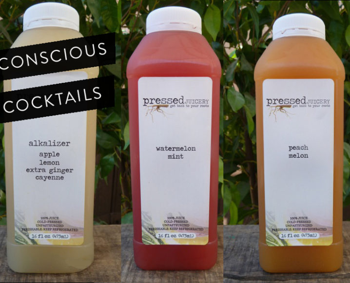 Pressed Life: Conscious Cocktails For Summer