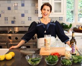 In the Kitchen with Chef Pamela: Gluten-Free Quinoa Tabouli
