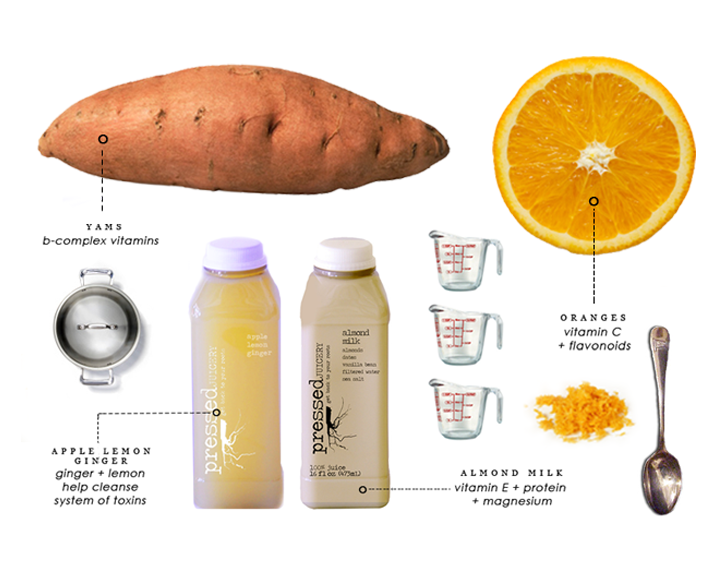 breakfast recipe pressed juicery