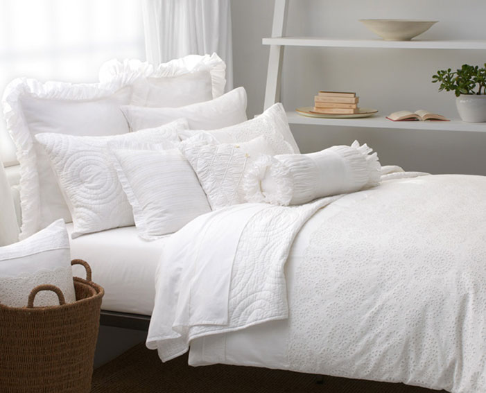 Pure Perfection: DKNY Pure Bedding