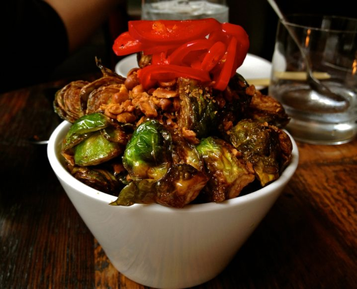 Healthy Hit List: The Best Brussel Sprouts From Top Chefs