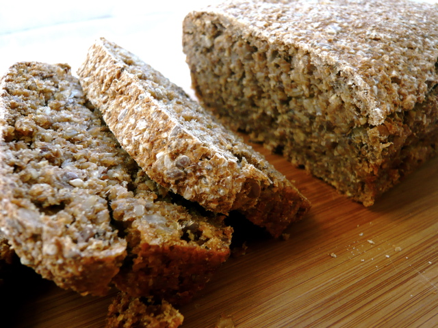 Make The Switch: Sprouted Bread Instead of Wheat Bread