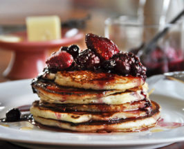 Protein Pancakes: Amp Up Your Flapjacks With This Surprise Ingredient