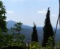 Our lovely view of the Val D'Orcia