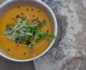 Carrot Pineapple Curry Soup