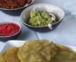 The Taco Tuesday spread with tortillas made from zucchini - believe it or not!