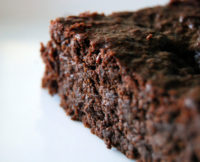The Secret Ingredient for Delicious Grain-Free Brownies