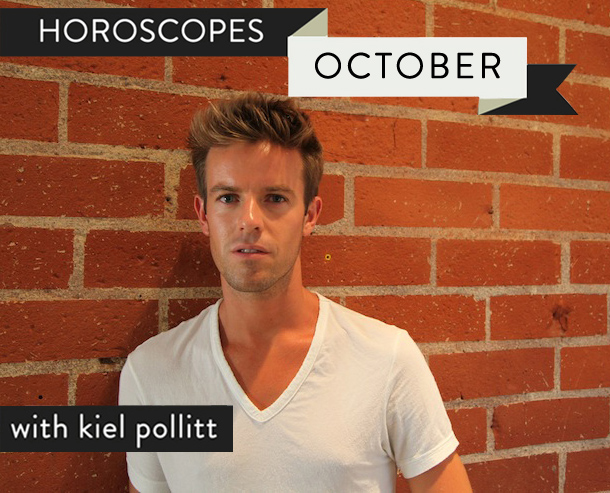 October 2012 Horoscopes