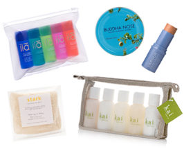 Beauty On The Go: Holiday Travel Essentials