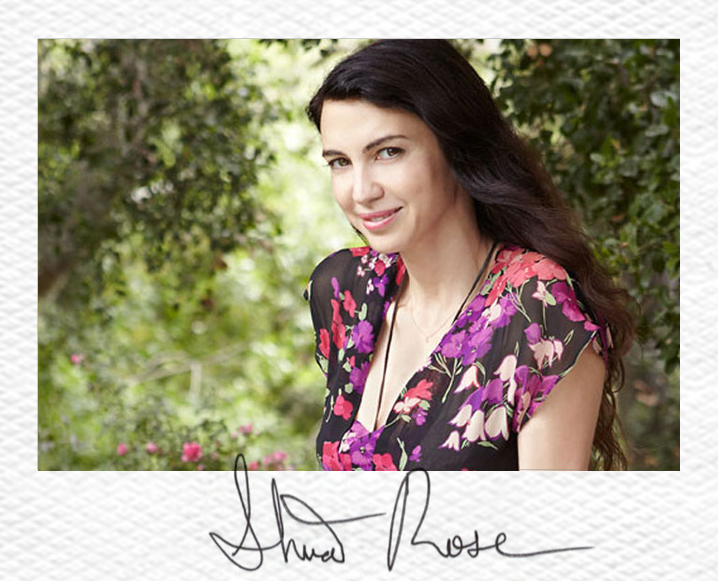 The Chalkboard Q+A with Shiva Rose