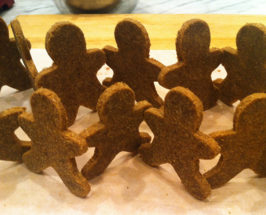 How To Make The Tastiest Raw Gingerbread Man Cookie