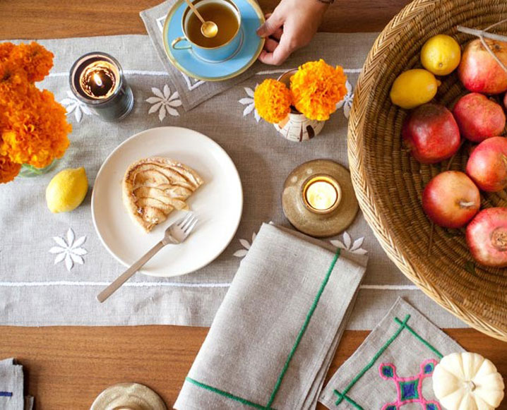 Amazing Gift Alert: Heather Taylor Home Linens