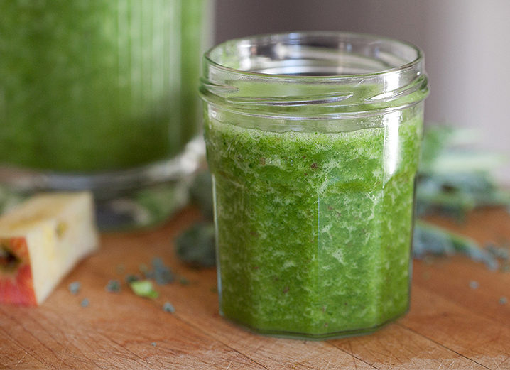 Resolution Re-Boot: 5 Reasons To Drink Green Juice Daily
