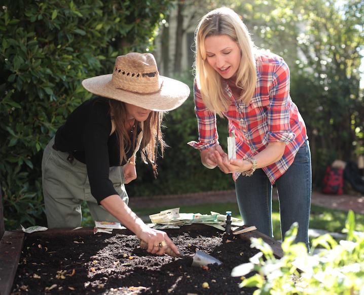 Green Goddess: Planting An Edible Garden With Weelicious