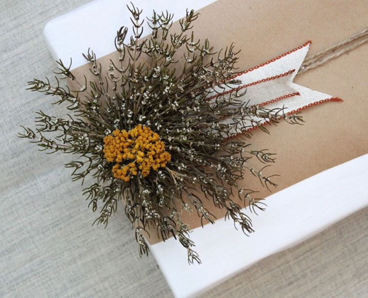 The Top Gift-Toppers: Forest Floor Collection