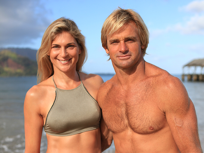 He Said, She Said: Laird Hamilton + Gabby Reece On Secrets To A Happy Marriage