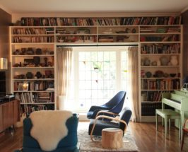 Tour The Inspiring Home Of Artist Louise Bonnet And Heath Creative Director Adam Silverman